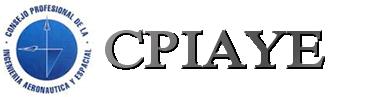 Sitio oficial del Consejo Profesional de la Ingeniería Aeronáutica y Espacial