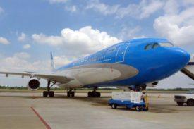 Aerolineas Argentinas A340